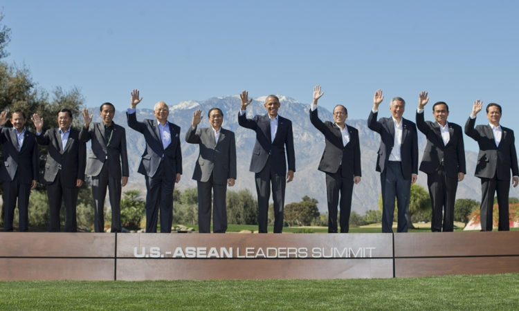 Joint Statement of the U.S.-ASEAN Special Leaders' Summit: Sunnylands Declaration