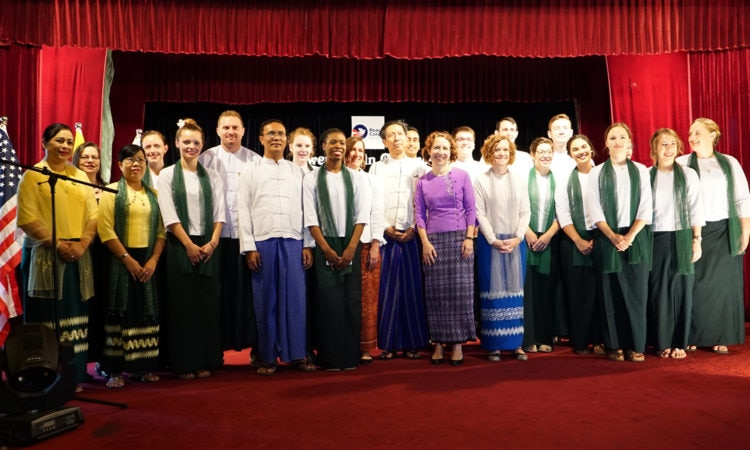 New Group of U.S. Peace Corps Volunteers Coming to Myanmar